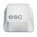 Esc Emoticon