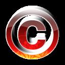 0 Copyright Emoticon