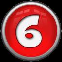 Number 6 Emoticon