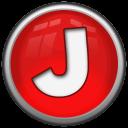 Letter J Emoticon