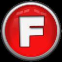 Letter F Emoticon