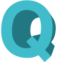 Letter Q Emoticon