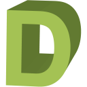 Letter D Emoticon