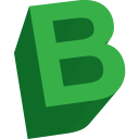 Letter B Emoticon