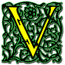 Letter V Emoticon