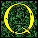 Letter Q Emoticon