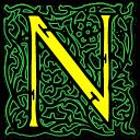 Letter N Emoticon