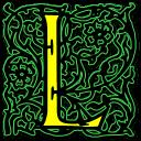 Letter L Emoticon
