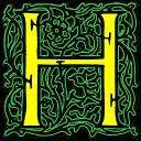 Letter H Emoticon