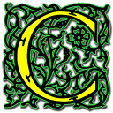 Letter C Emoticon