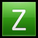 Letter Z Lg Emoticon