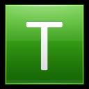 Letter T Lg Emoticon