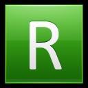 Letter R Lg Emoticon