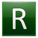 Letter R Dg Emoticon