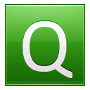 Letter Q Lg Emoticon