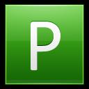 Letter P Lg Emoticon