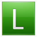 Letter L Lg Emoticon