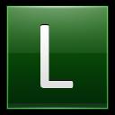Letter L Dg Emoticon