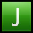 Letter J Lg Emoticon