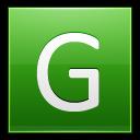 Letter G Lg Emoticon