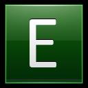 Letter E Dg Emoticon