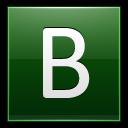 Letter B Dg Emoticon