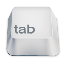 Tab Emoticon