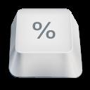 Percentage Emoticon
