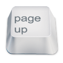 Page Up Emoticon