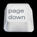 Page Down Emoticon