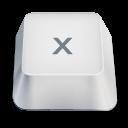 Letter X Emoticon