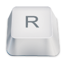 Letter Uppercase R Emoticon
