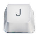 Letter Uppercase J Emoticon