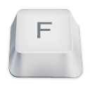 Letter Uppercase F Emoticon