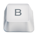 Letter Uppercase B Emoticon