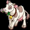 Cow Emoticon