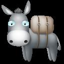 Donkey Emoticon