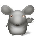Chinchilla Emoticon