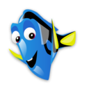 Dory Emoticon