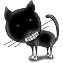 I Hate Dogs Emoticon