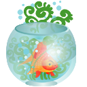 Aquarium Emoticon