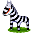 Zebra Emoticon