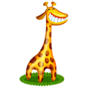 Giraffe Emoticon