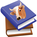 Cow History Emoticon