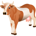 Cow Emoticon