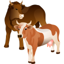 Cattle Emoticon