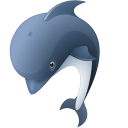 Dolphin Emoticon