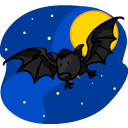 Bat Emoticon