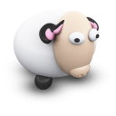 SheepPorcelaine Emoticon