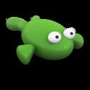 Frogporcelaine Emoticon